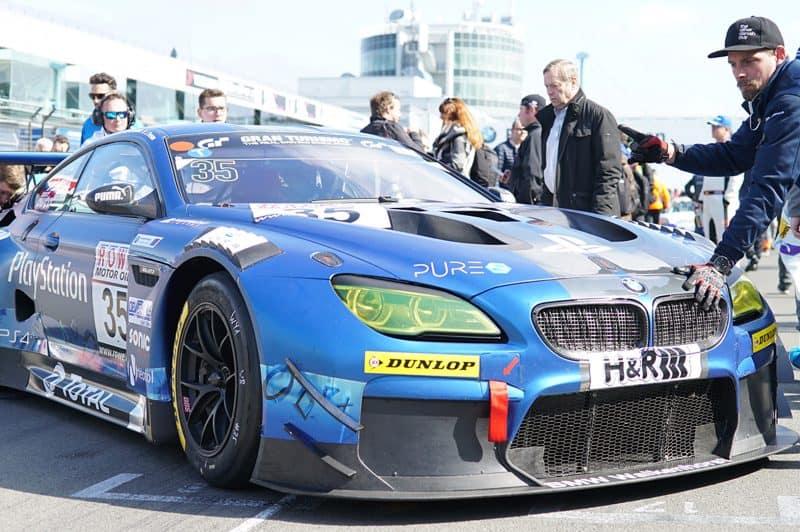 David Schiwietz - PURE Energy - BMW M6 GT3