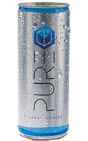 PURE Energy Drink Dose / Can