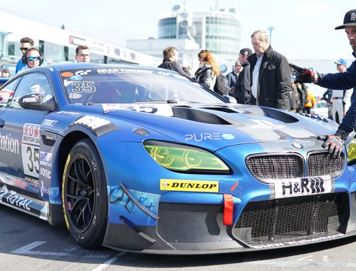 David Schiwietz - PURE Energy - BMW M6 GT3