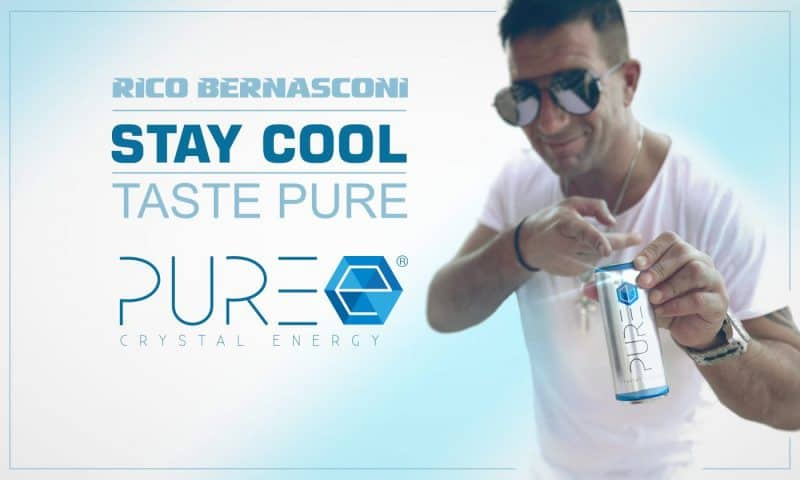 RICO Bernasconi - PURE ENERGY DRINK - 2