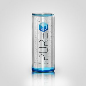 PURE Energy Drink - Dose 800px